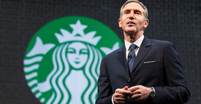 Howard Schultz: A vocal presidential non-candidate