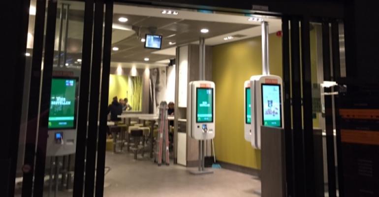 Restaurants getting pushed toward efficiency