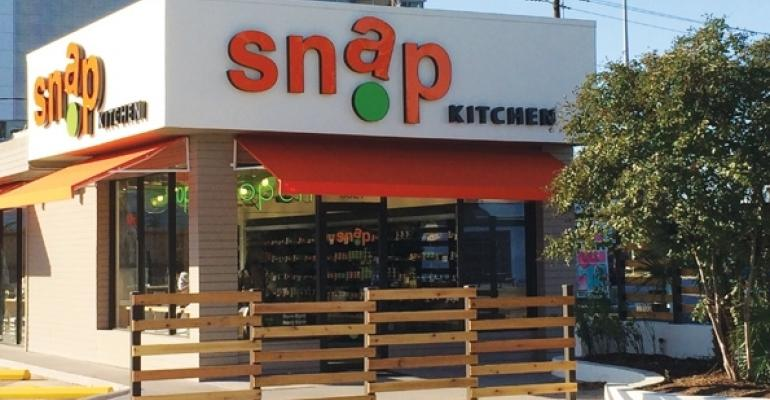 Snap Kitchen receives round of growth capital