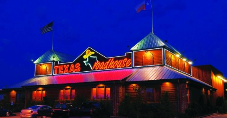 Latest buzz: Beehives at Texas Roadhouse