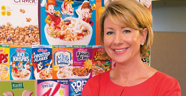 Women's Foodservice Forum chair talks career zigs and zags