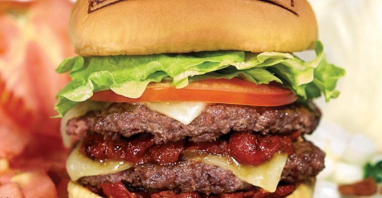 BurgerFis Brisky Business burger
