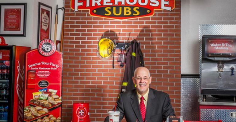 Don Fox Firehouse Subs