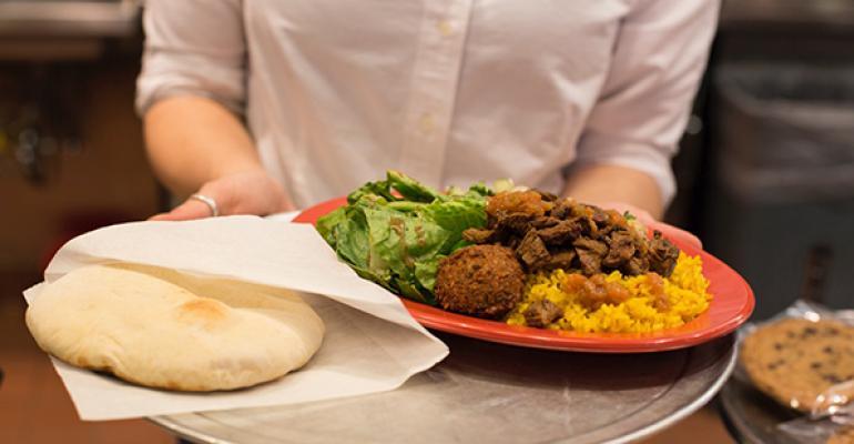 Garbanzo Mediterranean Fresh food