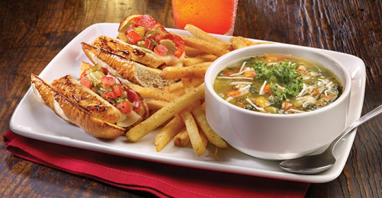 tgi fridays launches new lunch menu