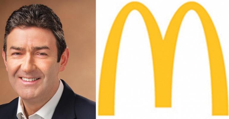 Performance yields pay for McDonald's CEO