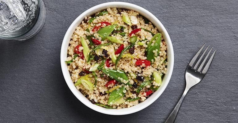 Piada Italian Street Food quinoa