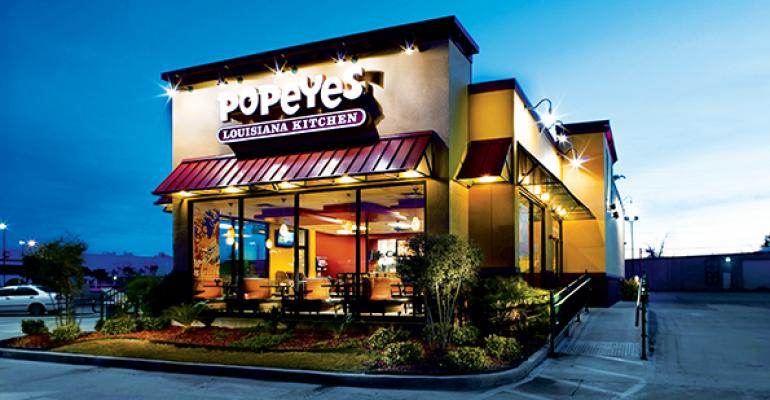 Gps Hospitality Strikes Franchise Agreement With Popeyes Nations