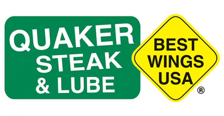 Quaker Steak  Lube