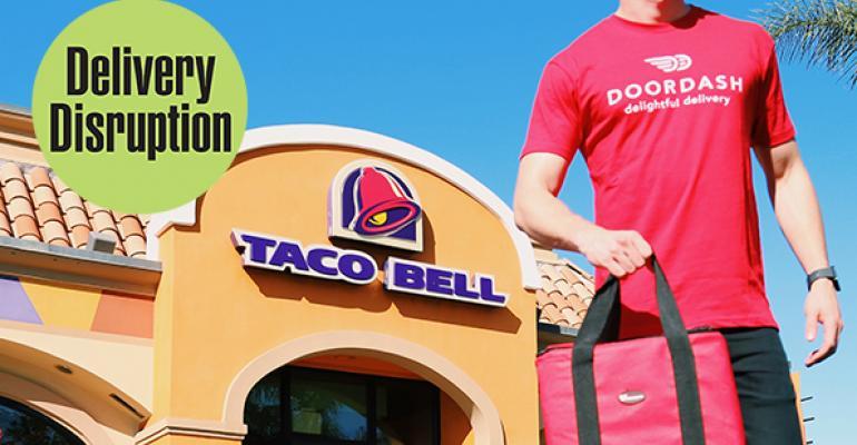 Taco Bell DoorDash