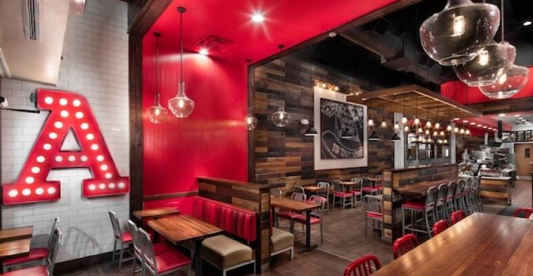 Arby's looks overseas for expansion
