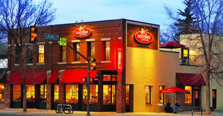 Noodles  Company restaurant