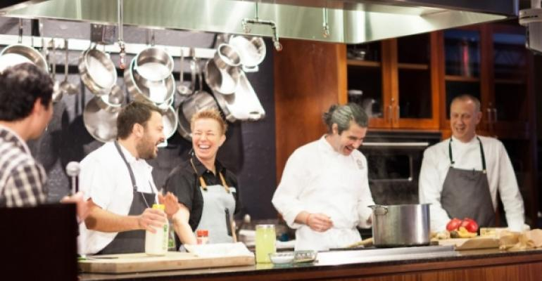 CIA conference highlights emerging culinary trends