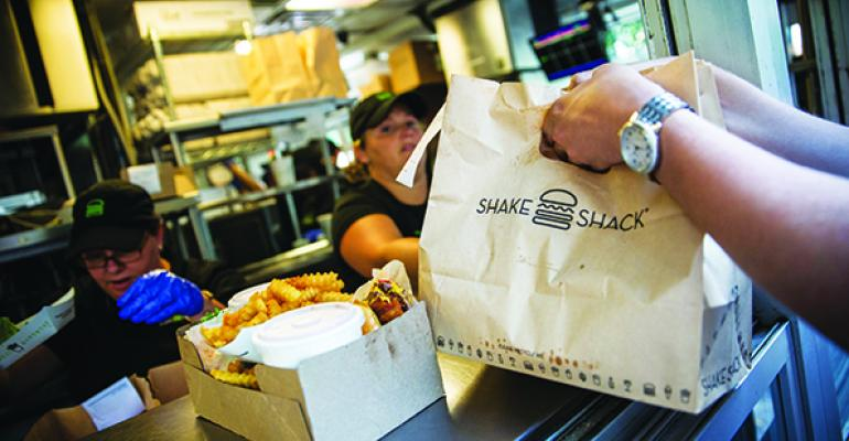 Shake Shack's California location is killing it