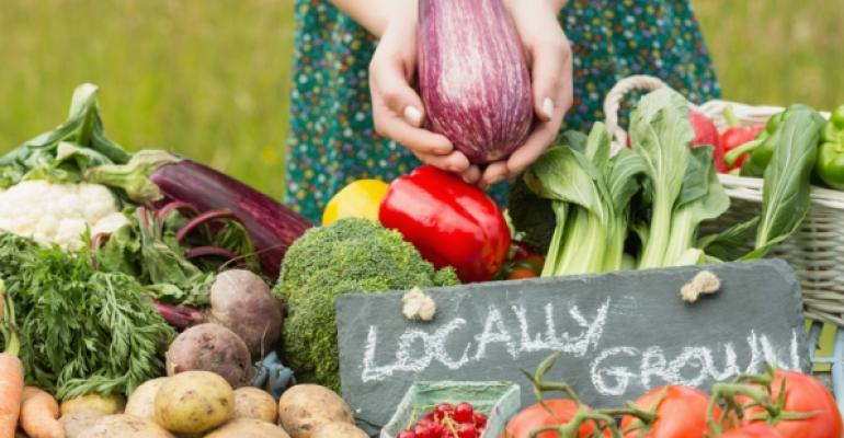 Bret Thorn, Nancy Kruse examine press coverage of farm-to-table movement