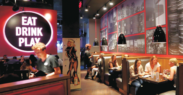 Casual Dining succeeds with focus on food and fun