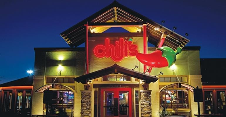 Chilis restaurant