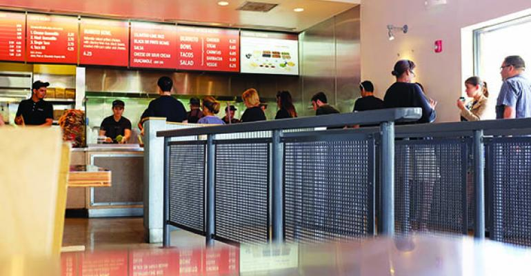 Chipotle offers nurses free food on June 8 | Nation's Restaurant News