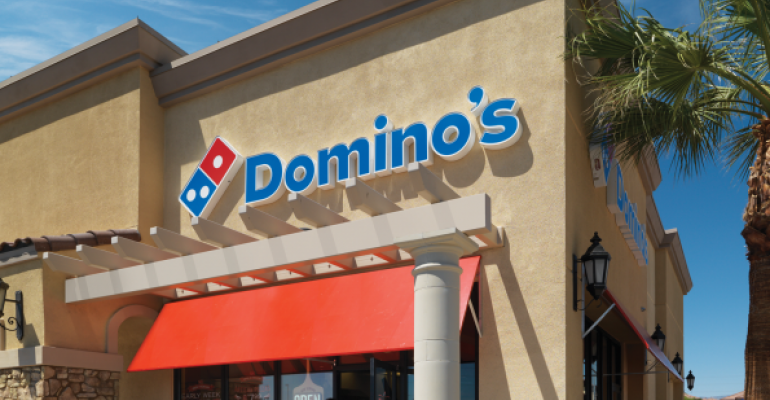 Domino's to launch in-car pizza-ordering capability