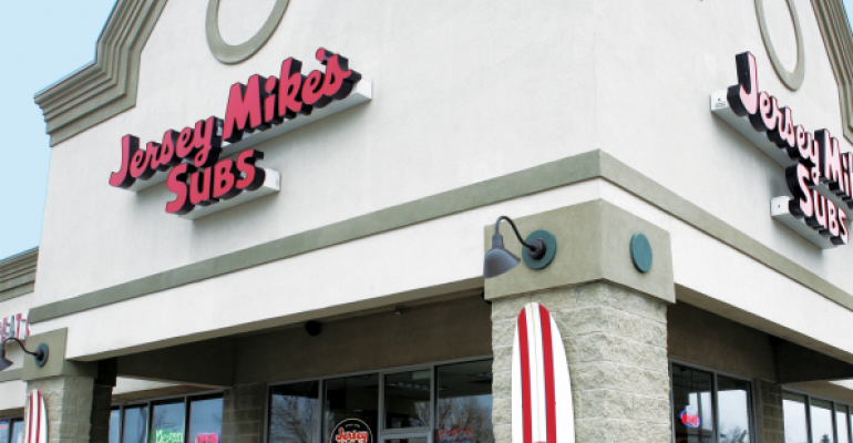 2016 Top 100: Why Jersey Mike's Subs is the No. 1 fastest-growing chain