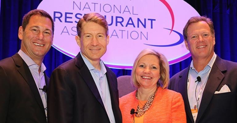 fastcasual restaurant executives