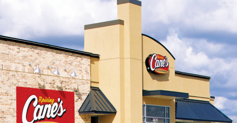 2016 Top 100: Why Raising Cane's Chicken Fingers is the No. 4 fastest-growing chain
