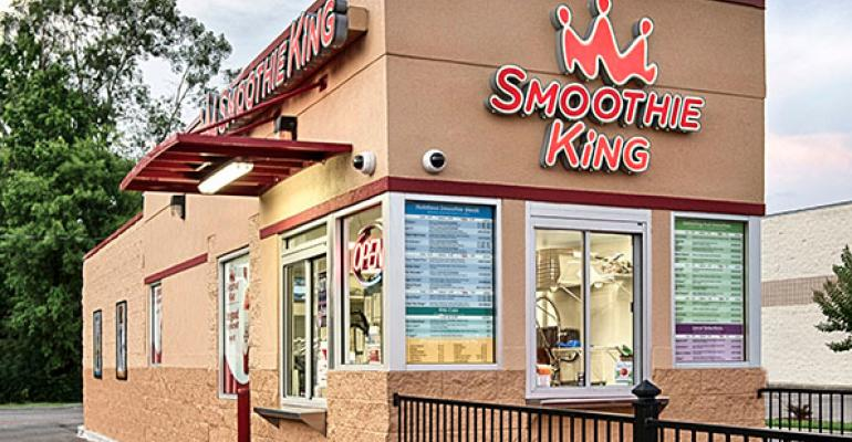 Smoothie King store