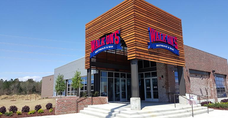 The new WalkOnrsquos unit in Denham Springs La which opened in March