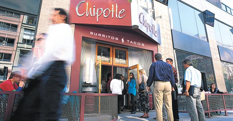 Chipotle Mexican Grill rethinks real estate development