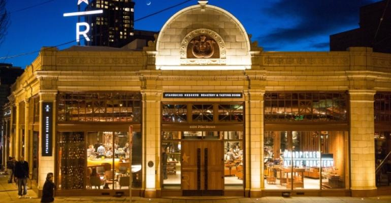 Princi will provide artisan products to Starbucks39 Roastery and Reserve locations
