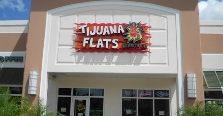 Tijuana Flats names new CEO