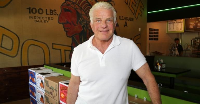 Eatzirsquos Market amp Bakery owner Phil Romano