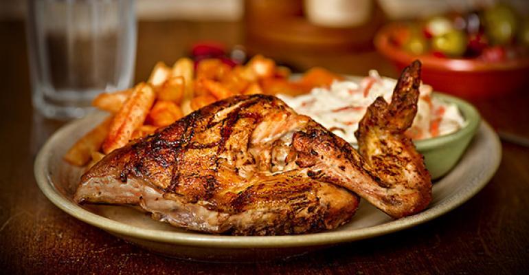 Nandorsquos signature flamegrilled PeriPeri Chicken