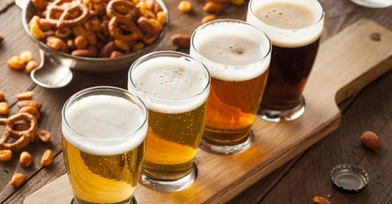 Consumers are sweet on sour beers