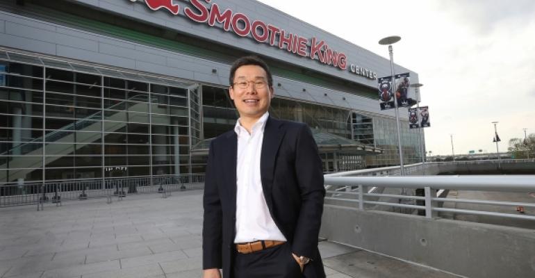Smoothie King Wan Kim