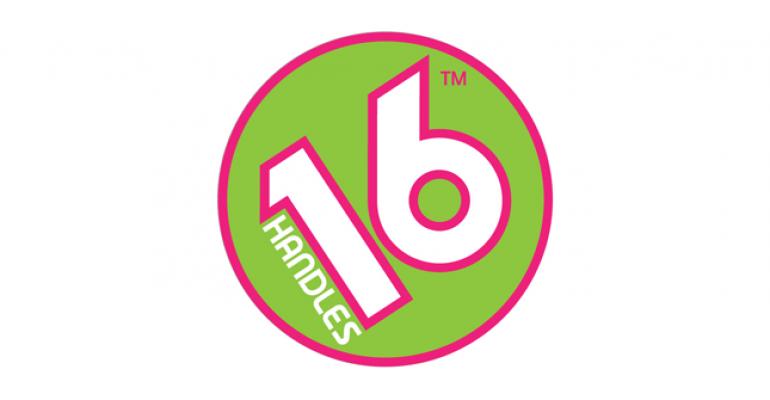16 Handles logo
