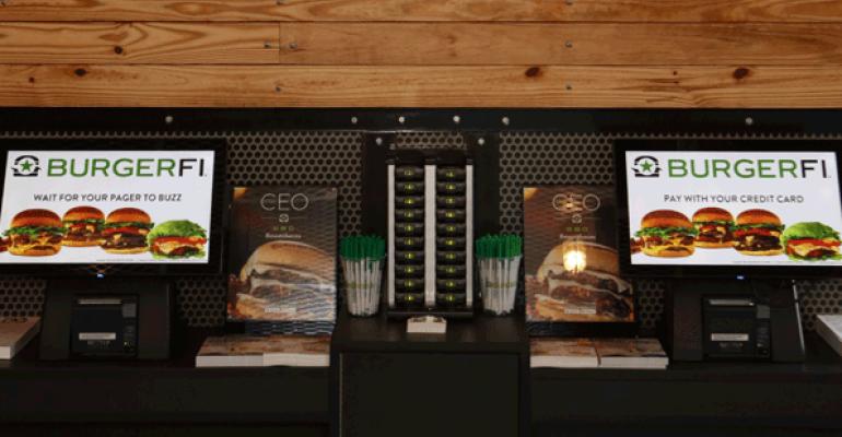burgerfi kiosks