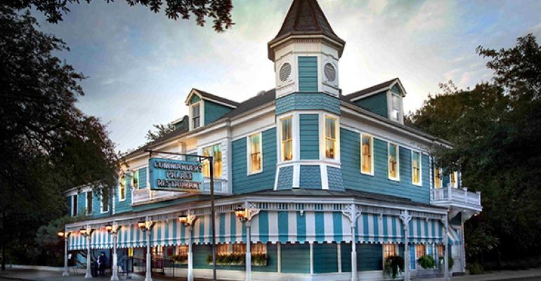 Commanderrsquos Palace is a New Orleans icon that was taken over by Ti Adelaide Martin39s mother Ella Brennan in 1974