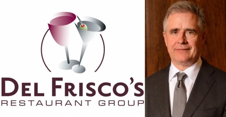 Del Frisco's names Norman Abdallah CEO
