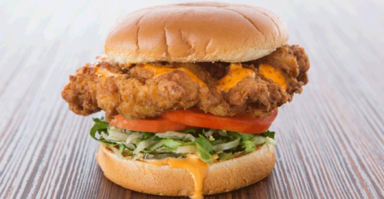 golden chicken sandwich habit burger grill