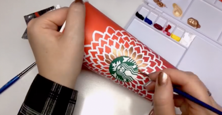 Must-see videos: Starbucks debuts red holiday cups
