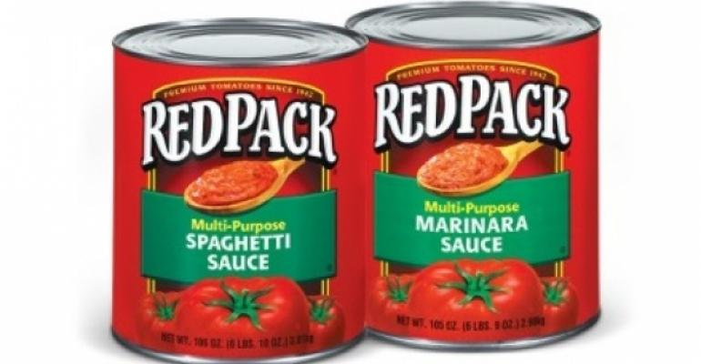 Red Gold announces switch to BPA/BPS-free cans for Foodservice