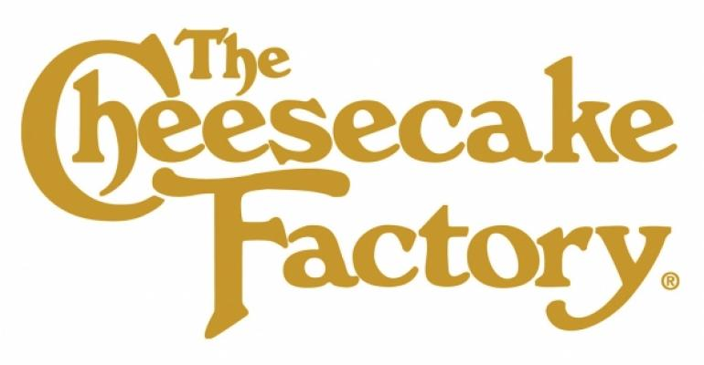 The Cheesecake Factory to develop fast-casual concept