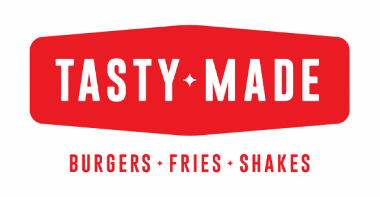 tasty made logo