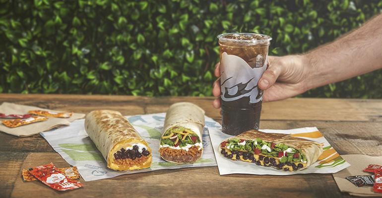 No Bean Burritos For You Some Taco Bells Face Tortilla Shortages Nation S Restaurant News