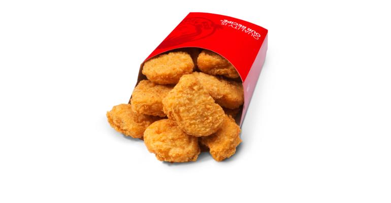 wendys chicken nuggets