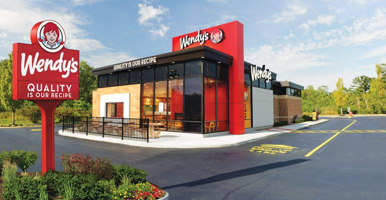 Wendy's looks at getting customers to trade up
