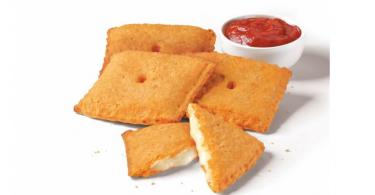 Pizza Hut Cheez It