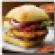 Bruschetta White Bean Burger