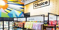 Breakout Brands: Choice Market
